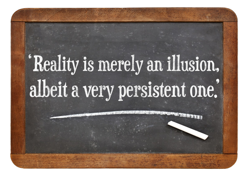 Is perception your reality?